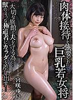 APNS-109-肉體接待巨乳若女將 宮咲ゆい