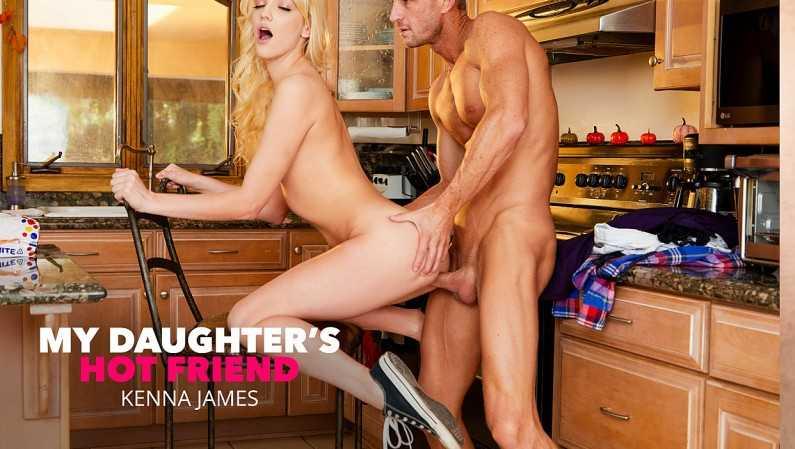 MyDaughtersHotFriend Kenna James Older Guys Make Kenna James Hot And Horny