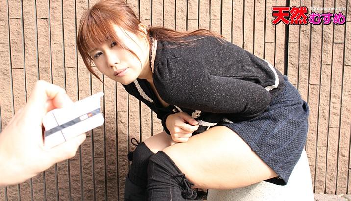 mu _ null 街中で飛びっこスイッチオン!〜恥ずかしい振動に耐える巨乳むすめ〜