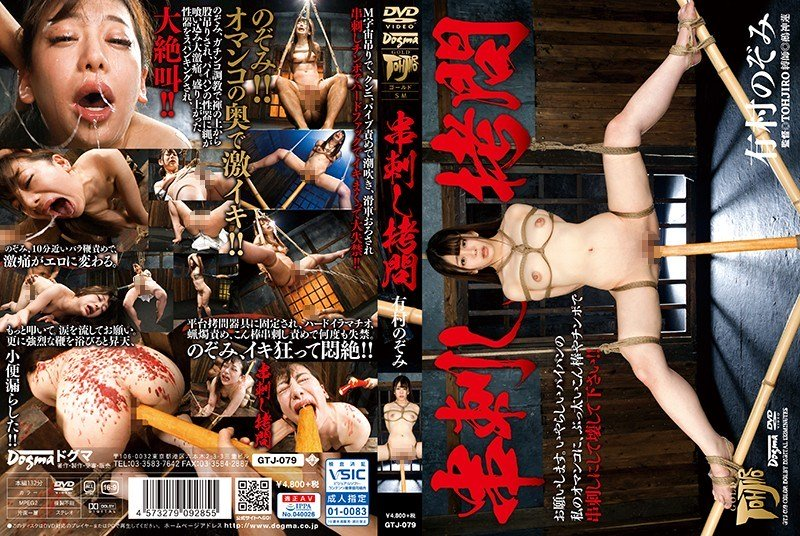GTJ-079串刺拷问有村望