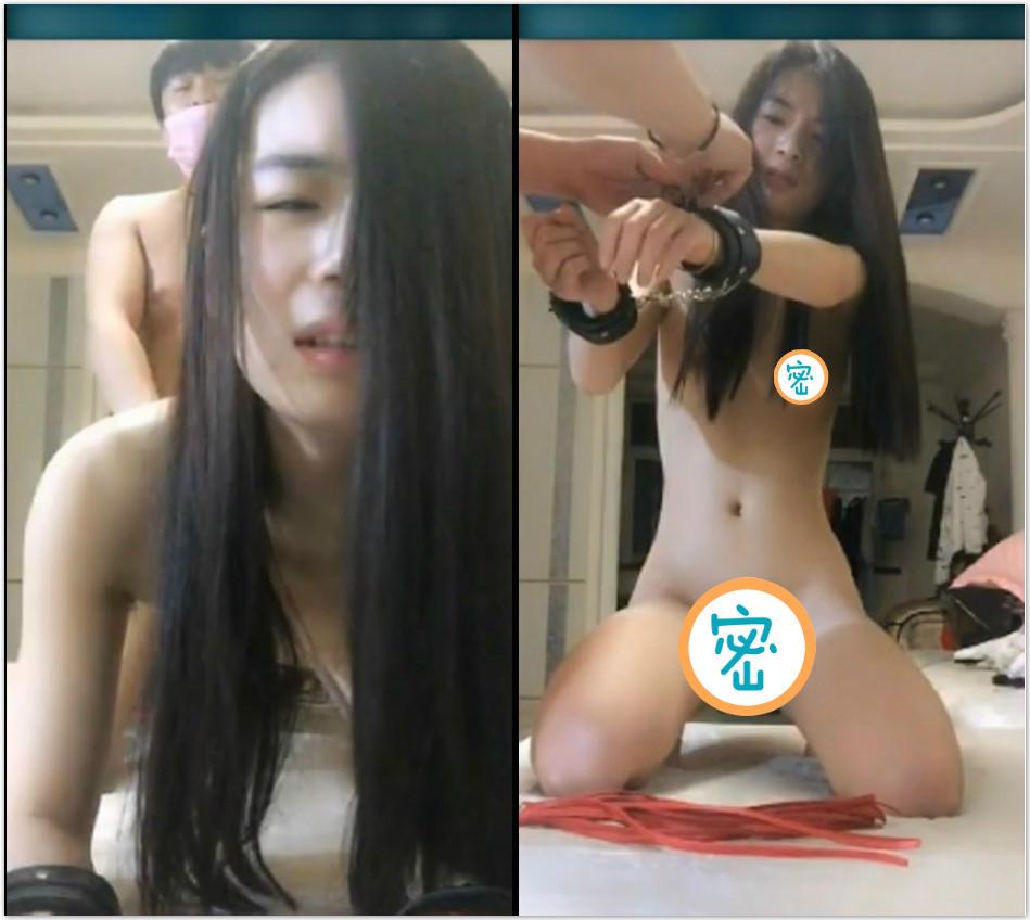 老虎直播土豪哥哥SM打炮长发美女