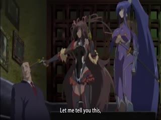 対魔忍雪風1-Taimanin Yukikaze 1