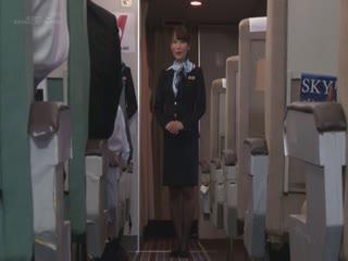 SDDE-552「制服・下着・全裸」でおもてなしまたがりオマ○コ航空9