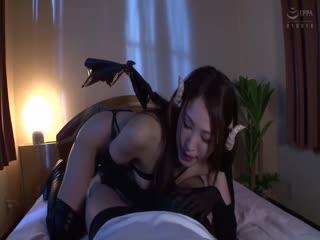 HOMA-084妖艶な神乳Icup美女の淫魔に精子が空になるまで毎晩吸い尽くされる凛音とうか