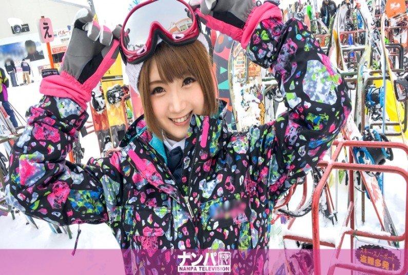 スノボナンパ 02 in 新潟!