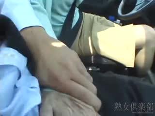 熟熟倶楽部7724浅倉こずえ無修正動画「肉感的な体がたまらない熟熟の自動車