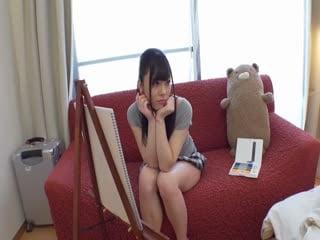 NACR-261-美大生の巨乳娘お父さんにヌードモデルをお願いしたら興奮して中